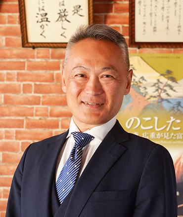代表取締役 佐々木秀樹